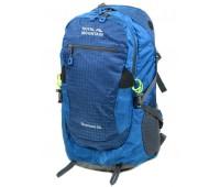 Рюкзак туристический Royal Mountain нейлоновый голубой (4096 blue)