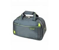 Дорожная сумка Catesiga нейлоновая, серая (22806-18 Small grey)