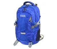 Рюкзак туристический Royal Mountain нейлоновый синий (8462 blue)