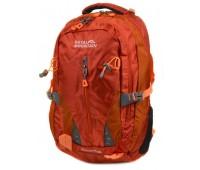 Рюкзак туристический Royal Mountain нейлоновый оранжевый (8437 orange)