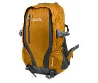 Рюкзак туристический Royal Mountain нейлоновый жёлтый (8331 yellow)