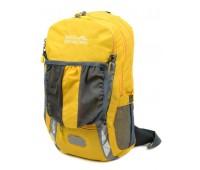 Рюкзак туристический Royal Mountain нейлоновый жёлтый (8328 yellow)