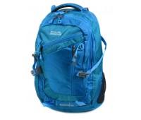 Рюкзак туристический Royal Mountain нейлоновый голубой (8431 l-blue)