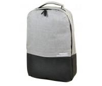Рюкзак MEINAILI 018 мужской серый с черным