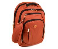 Рюкзак Power In Eavas 5142 мужской универсальный оранжевый