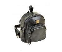 Рюкзак ALEX RAI 2-05 1703-0 женский черный
