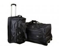 Дорожная сумка  FILIPPINI 2/1 T0043 на колесах черная