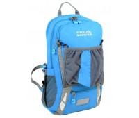Рюкзак туристический Royal Mountain нейлоновый голубой (8328 blue)