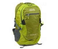 Рюкзак туристический Royal Mountain нейлоновый зелёный (4096 green)