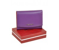 Кошелек BRETTON W5458 женский кожаный фиолетовый