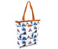 Сумка Fantasy Accessories Shopping-bag 903-3 текстильная многоцветная