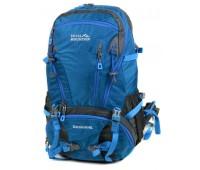 Рюкзак туристический Royal Mountain нейлоновый голубой (8421 blue)