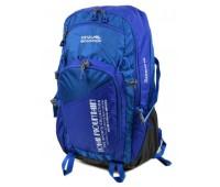 Рюкзак туристический Royal Mountain нейлоновый синий (1452 blue)