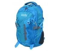 Рюкзак туристический Royal Mountain нейлоновый голубой (8461 blue)