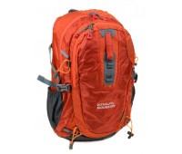 Рюкзак туристический Royal Mountain нейлоновый оранжевый (1465 orange)