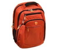 Рюкзак Power In Eavas 5143 мужской универсальный оранжевый