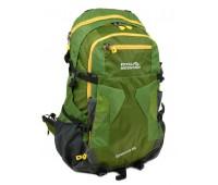 Рюкзак туристический Royal Mountain нейлоновый зелёный (8323 green)