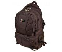 Рюкзак Power In Eavas 5906 мужской коричневый