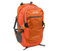 Рюкзак туристический Royal Mountain нейлоновый оранжевый (4096 orange)