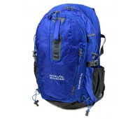 Рюкзак туристический Royal Mountain нейлоновый синий (1465 dark-blue)