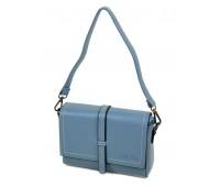 Сумка  ALEX RAI 03-5 2065 женская голубая