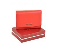 Кошелек BRETTON W5458 женский кожаный красный