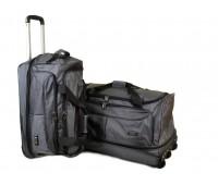 Дорожная сумка FILIPPINI 2/1 T0043 на колесах серая