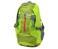 Рюкзак туристический Royal Mountain нейлоновый зелёный (4097 green)