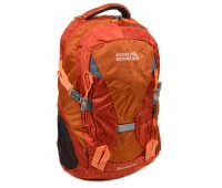 Рюкзак туристический Royal Mountain нейлоновый оранжевый (8462 orange)