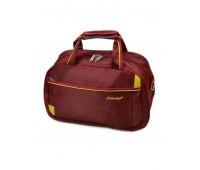 Дорожная сумка Catesiga нейлоновая, бордовая (17501-18 Small bordo)