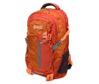 Рюкзак туристический Royal Mountain нейлоновый оранжевый (8461 orange)