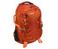 Рюкзак туристический Royal Mountain нейлоновый оранжевый (8431 orange)
