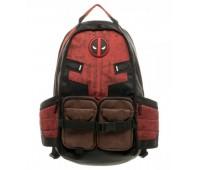 Рюкзак Marvel DEADPOOL Дедпул коричневый (MD01B)