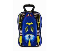 Рюкзак дошкольный Cappuccino Toys 938-Car 3D Гоночная машина Бэтмобиль синий (CTCarB-02Blue)