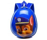 Рюкзак дошкольный Cappuccino Toys Paw Patrol Щенячий патруль Гонщик синий (CT-PawPGon-02oval)
