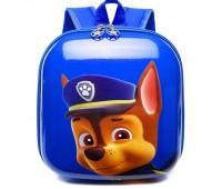 Рюкзак дошкольный Cappuccino Toys Paw Patrol Щенячий патруль Гонщик квадратный синий (CT-PawPGon-01sq)