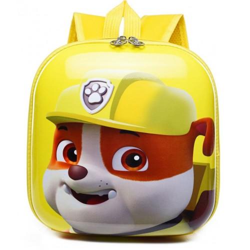 Рюкзак дошкольный Cappuccino Toys Paw Patrol Щенячий патруль Крепыш квадратный желтый (CT-PawPKrep-01sq)
