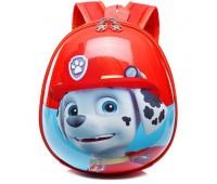 Рюкзак дошкольный Cappuccino Toys Paw Patrol Щенячий патруль Маршал красный (CT-PawPMar-02oval)