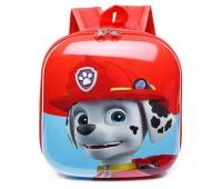Рюкзак дошкольный Cappuccino Toys Paw Patrol Щенячий патруль Маршал квадратный красный (CT-PawPMar-01sq)