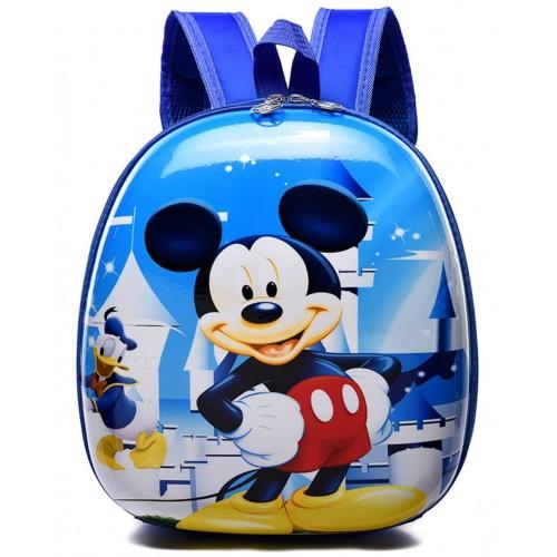 Рюкзак дошкольный Cappuccino Toys Disney  Mickey Mouse Микки Маус синий (CT-DMM-02oval)