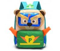 Рюкзак Cappuccino Toys Pre-school дошкольный Супер Мимимишки зеленый (CT-Mimi-05green)