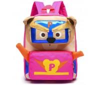 Рюкзак Cappuccino Toys Pre-school дошкольный Супер Мимимишки розовый (CT-Mimi-05pink)