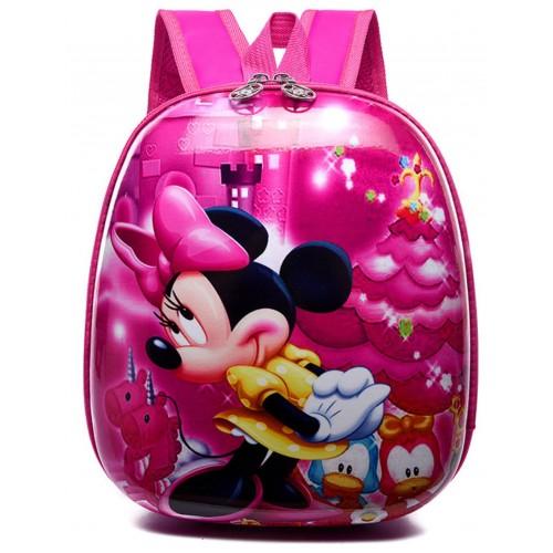 Рюкзак дошкольный Cappuccino Toys Disney Minnie Mouse Мини Маус розовый (CT-DMM-01oval)