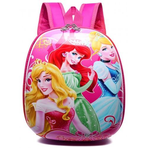 Рюкзак дошкольный Cappuccino Toys Disney Princess Принцессы Дисней розовый (CT-DPs-01oval)