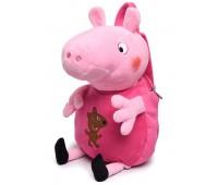 Рюкзак Cappuccino Toys Peppa Pig Свинка Пеппа  розовый (PP02PP)