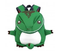 Рюкзак Cappuccino Toys Динозаврик дошкольный Зеленый (CTDino-01G)