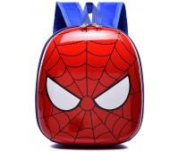 Рюкзак дошкольный Cappuccino Toys Marvel Spiderman Человек Паук синий (CT-MSm-01oval)