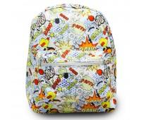 Детский дошкольный рюкзак Cappuccino Toys CT7203.277 белый