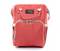 Рюкзак женский нейлон Lanpad D900-DP розовый