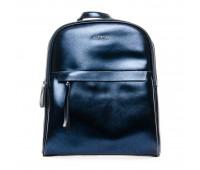 Рюкзак женский кожаный ALEX RAI 1-06 8694-2 синий